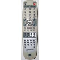 Controle Remoto Para Dvd-r Gradiente Dr-660 Original