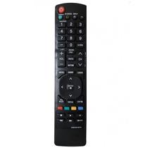 Controle Remoto Tv Lcd Led Plasma Lg Akb72915252 Akb72915214
