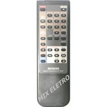 Controle Remoto Para Video Cassete Aiwa Vcr-3000 Original