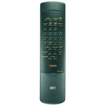 Controle Remoto Tv Mitsubishi 21f 29fs Tc1421 2054 2091 2094
