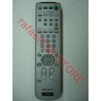 Controle Remoto Rm-y195 P/ Tv Televisão Sony Kv