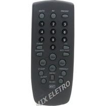 Controle Remoto Para Televisor Cce Hps-2006 / 2007/ 2023/ 2