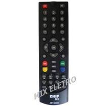 Controle Remoto Conversor De Tv Digital Cromus Zbt-650n