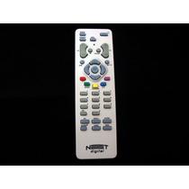 Controle Remoto Net Tv Digital E Hd Dgm-net B