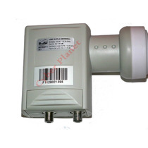 Lnb Universal Ku Duplo Brasilsat Ou Tele System