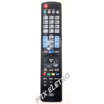 Controle Remoto Para Tv Led Lg 42lv3700 / 42lv5500 / 32lv550
