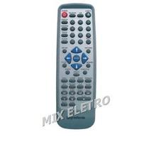 Controle Remoto Para Dvd Player Gradiente D-202 Original