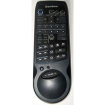 Controle Remoto Som Microsystem Gradiente Ns 457 Ns-607