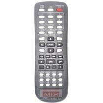 Controle Remoto Para Dvd Eterny Modelo Dvd 255