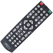 Controle Remoto Similar Para Dvd Player Inovox Rc-101