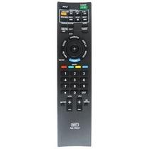 Controle Remoto Para Tv Sony Bravia De Lcd E Led 3d