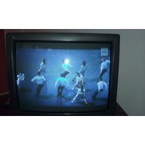 Tv Gradiente 29, Home Theater Monitor, Em Funcionamento