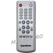 Controle Remoto Para Som Micro System Gradiente Asm-790