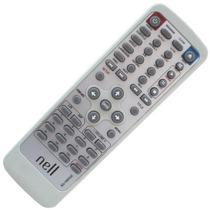 Controle Remoto Dvd Nell Sd2800f / Sg-102huc / Sd-803