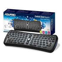 Controle Remoto Para Smart Tv Aquário Am-100 Mouse E Teclado