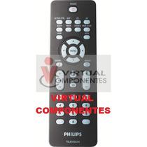 Controle Remoto Tv - Vários Modelos Philips Original