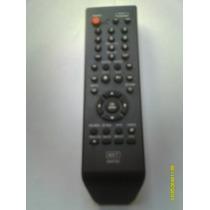 Controle Dvd Samsung 00072c Dvp380k Ak-5900072c 71b Hd860