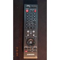 Controle Dvd Samsung Dvd-r170/xaz R170 Original Ak59-00061s