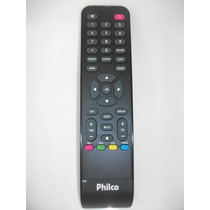 Controle Remoto Philco Cr01 Tv Lcd , Led Original (026-0101)