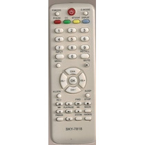 Controle Tv Lcd H Buster Htrd17 Hbtv3203hd Hbtv4203hd