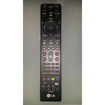 Controle Home Theater 3d E Tv Lg Akb69491501 = Akb69491513
