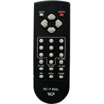 Controle Remoto Receptor Parabólica Quasar Qa9800 / 9700