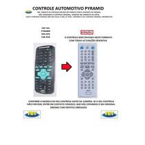 Controle Para Dvd Automotivo Com Gps Pyramid Fbt362