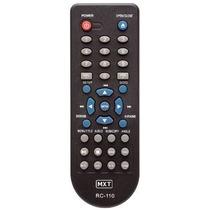 Controle Remoto Similar Dvd Novo Inovox Rc 110 Co1124