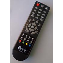 Controle Receptor Tv Digital Lenoxx Sb-614 / Rc-106 Original