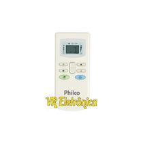 Controle Remoto Ar Condicionado Portátil Philco Ph11000f