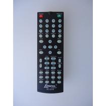 Controle Dvd Lenoxx Dv-441b / Rc-201b Original