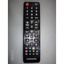Controle Remoto Para Tv Samsung Vários Modelos Lcd, Led E Pl