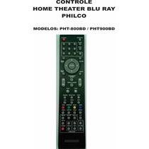 Controle Remoto Home Theater Bluray Philco Pht-800bd 900bd