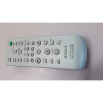 Controle Sony Rm-amu006 Hcd-zux9 Fst-zux9 Mhc-ec68 Ex6 Ex8