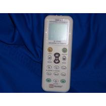 Controle Remoto Universal P/ Ar Condicionado Split York