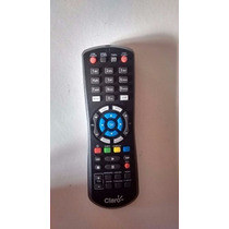 Controle Remoto Hd Claro Tv / Via Embratel Novo