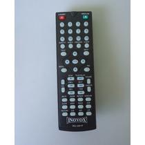 Controle Remoto Dvd Inovox In-1218 / Rc-201f Original