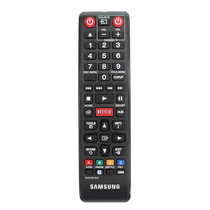 Controle Remoto Original P/ Blu Ray Samsung Bd-d5100/zd