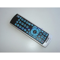 Controle Remoto Tv Cabo Dvd/vcr Philips - Usado E Funcionand