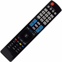 Controle Tv Lcd Led Lg Akb73615319 / 42lm6200 / 47lm6200