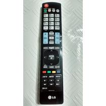 Controle Remoto Tv Lg 32/42/47/55 Led Akb 72914245