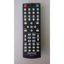 Controle Remoto Dvd Inovox In-1215 / Rc-213 Original