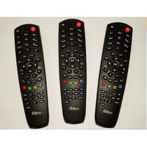 Controle Universal Tv Duo Sat Troy Hd 5und Atacado
