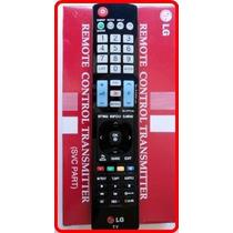 Controle Remoto Lg 3d Smart Led Plasma Lcd Original Akb7375