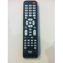 Controle Tv Lcd Led Cce D3201 L2401 Lw2401 Cw3201 No Rj