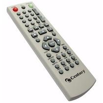 Controle Remoto Original Para Dvd Century