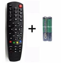 Controle Remoto Tocom Box Zeus Iptv (pilhas+envio Já+ Capa)