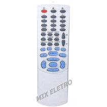 Controle Remoto Para Dvd Philco Modelos Dvt-100 / Dvt101