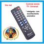 Controle Remoto Tv Universal Inteligente Original Sony Top