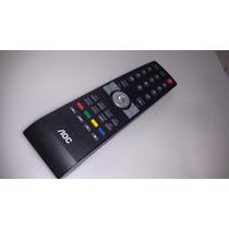 Controle Remoto P/ Tv Aoc Le32w157 D32w931 Usado Original